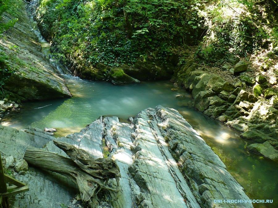 река Змейка