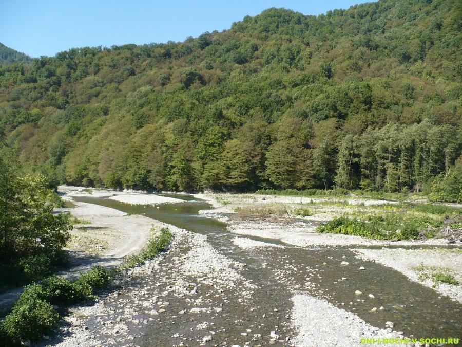 река Шахе