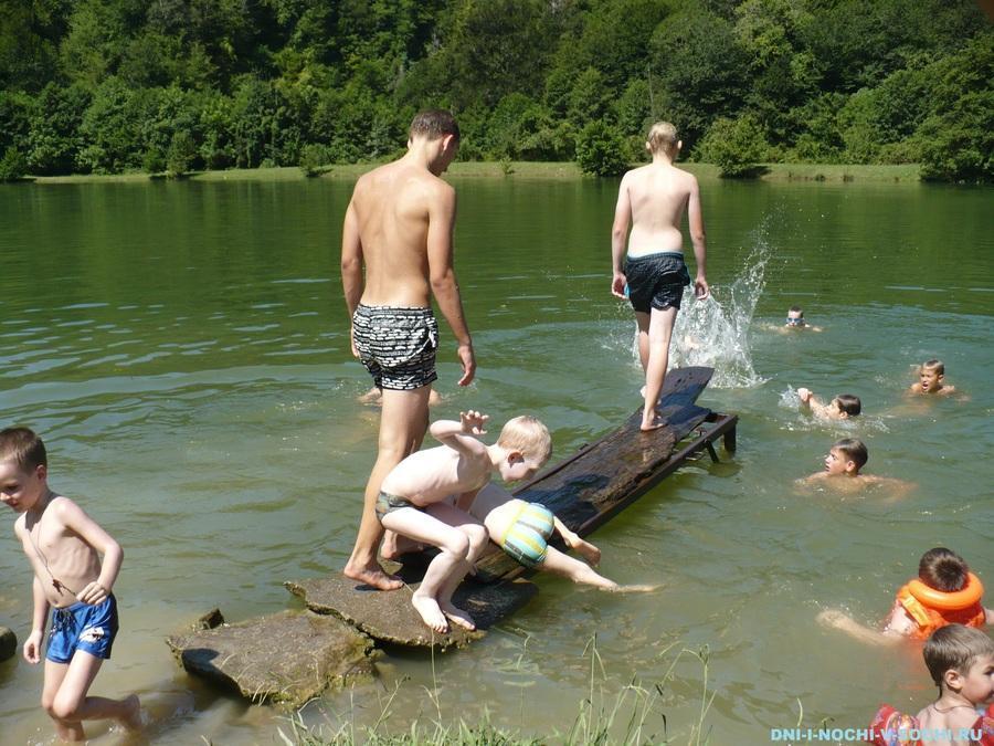 Барановское озеро фото