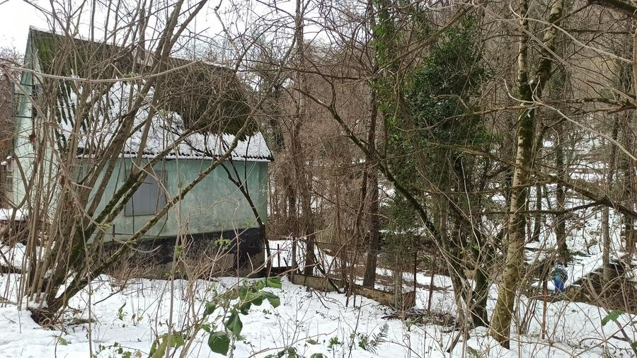 домик на берегу реки Чухукт
