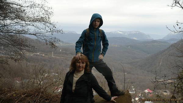 на горе Овсянникова