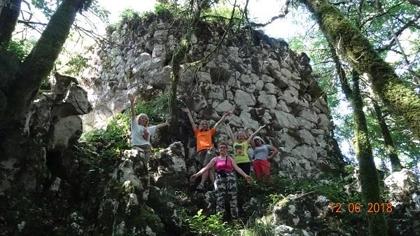 крепость Ац