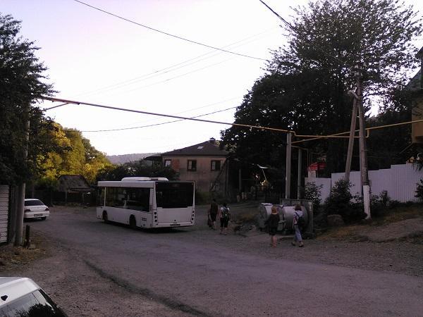 автобус № 102