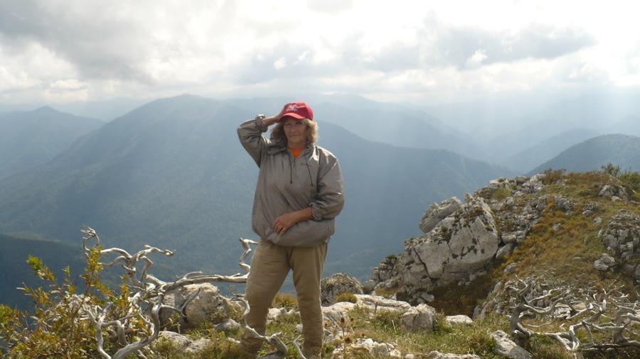 поход на Черногор фото