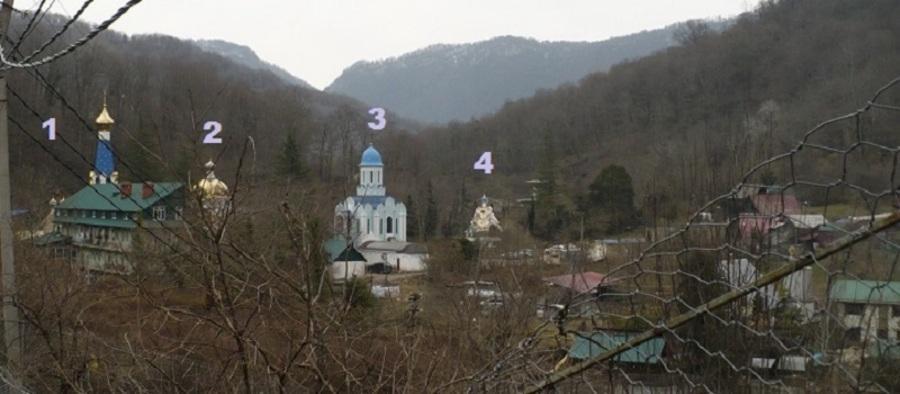 женский монастырь в Лесном