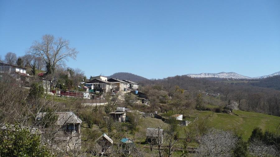 горный посёлок