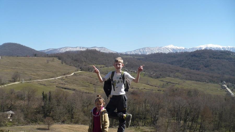 горный посёлок Сочи