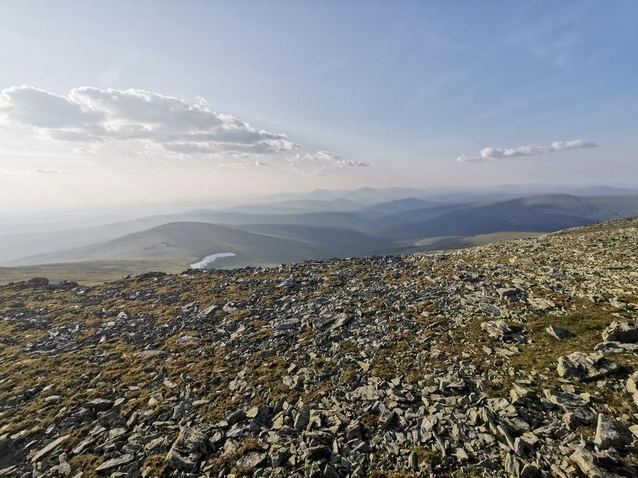 тундра Северный Урал