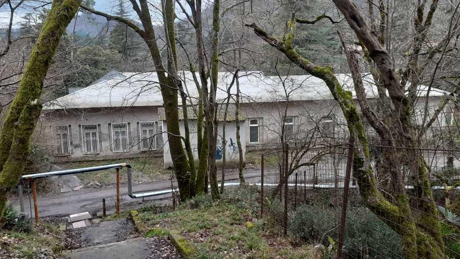 Ванное здание № 5 на Старой Мацесте