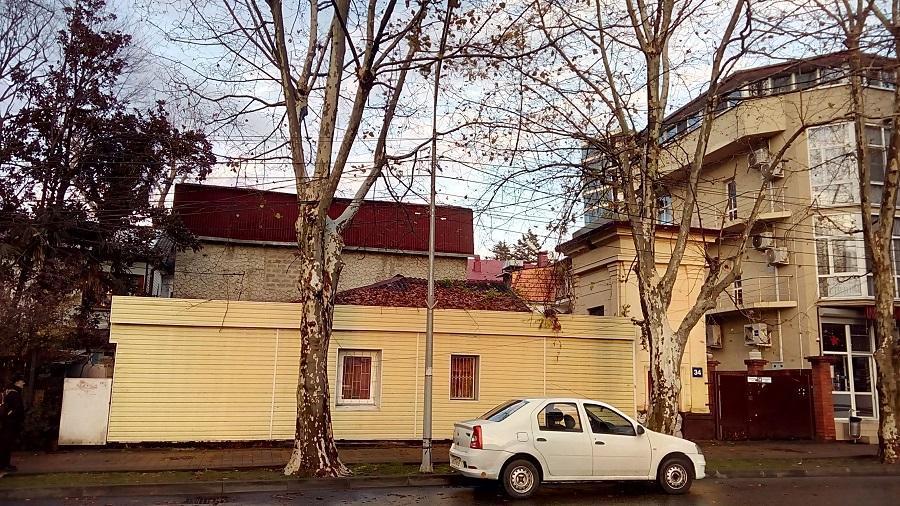 дом Де - Симона ул. Орджоникидзе 34