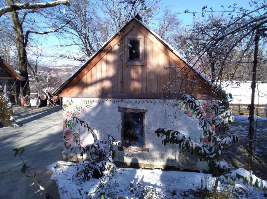 Дом-музей Бабушкина хата село Прогресс