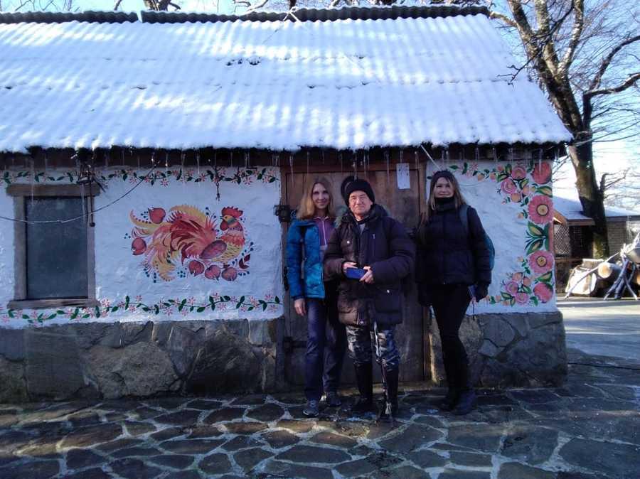 Дом-музей Бабушкина хата