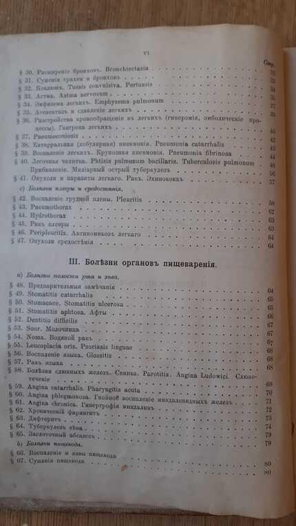 медицинский справочник 1901 года