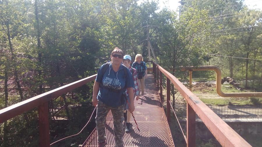 мост через реку Мацесту