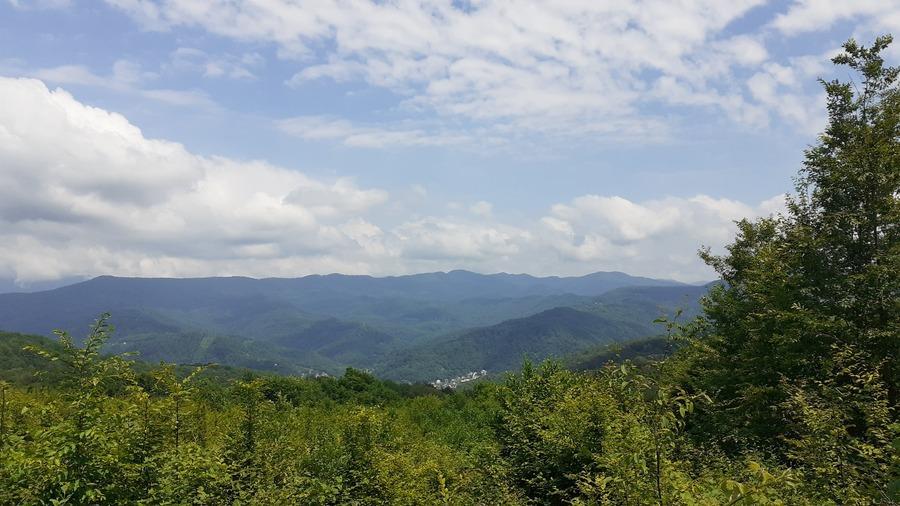 смотровая гора Мосья