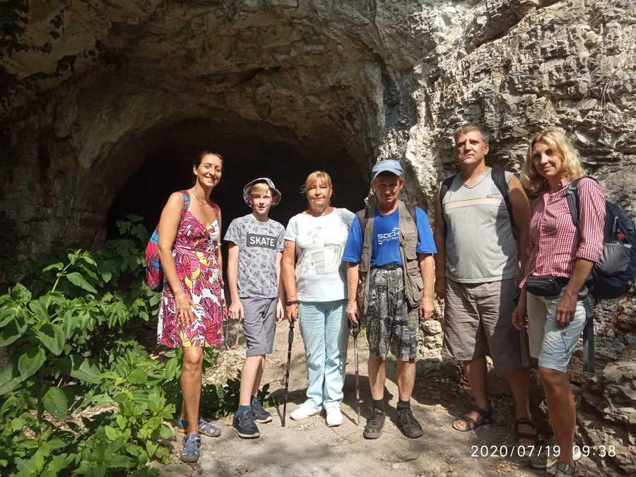 пещера Широкопокосская