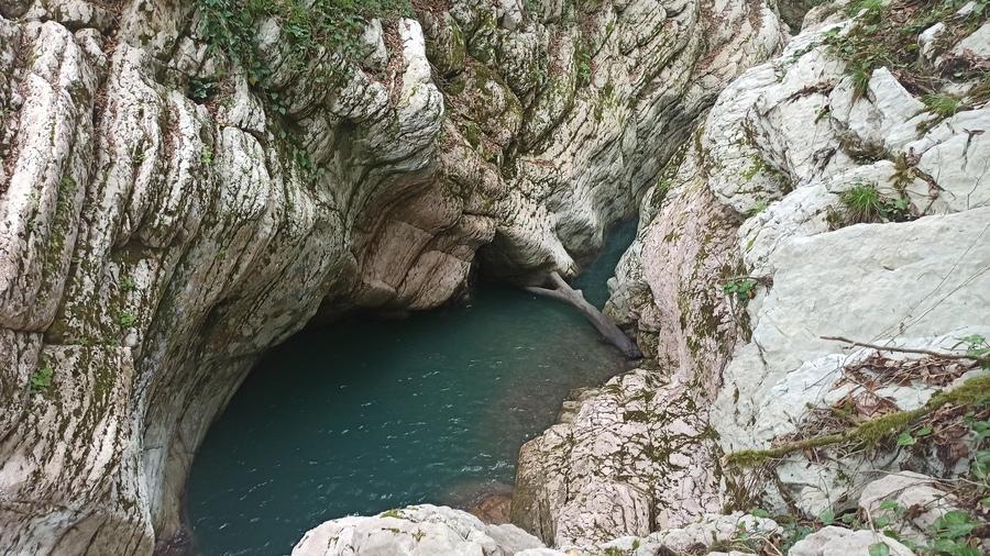 каньон Псахо