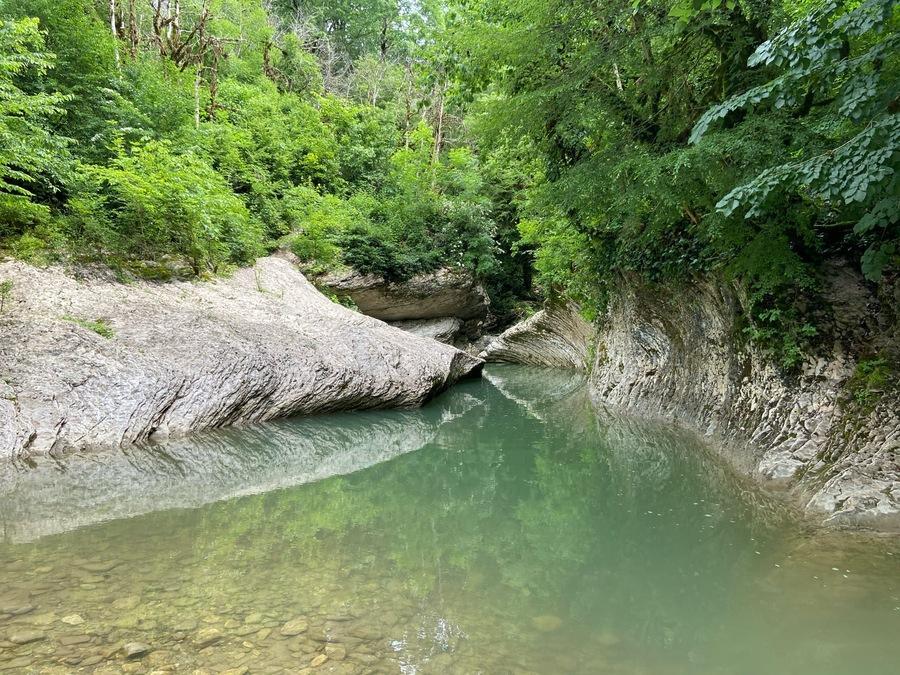 Кудепстинский каньон