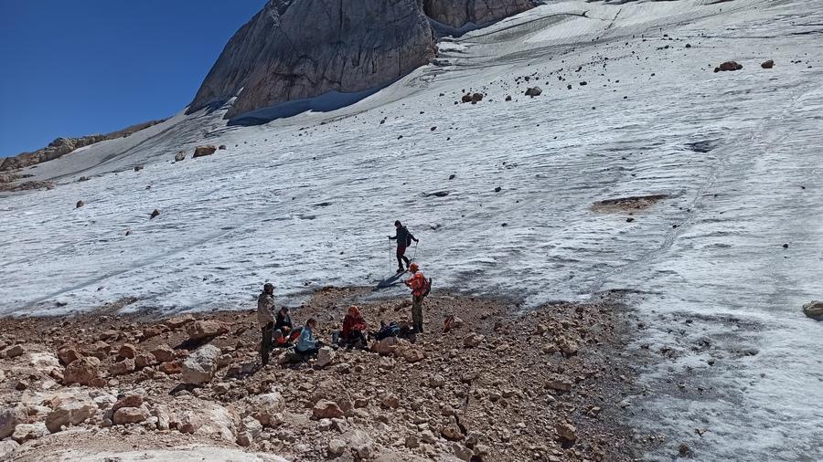 Большой фиштенский ледник