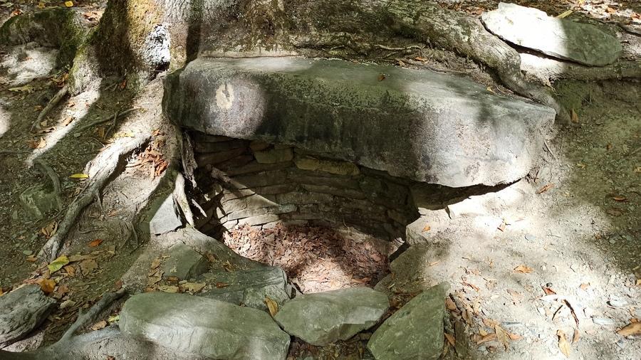 Краснополянский дольмен