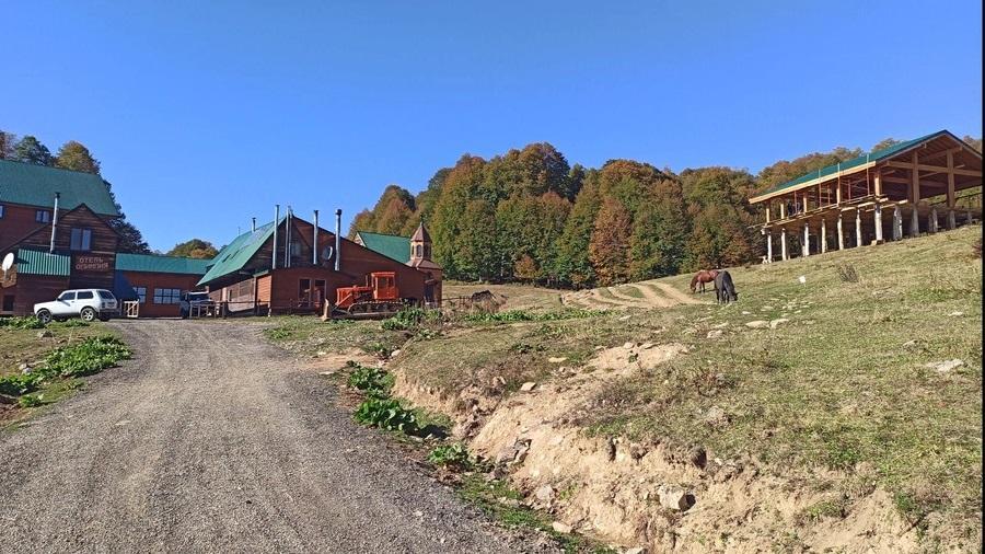 гостевой дом на Хмелёвских озерах