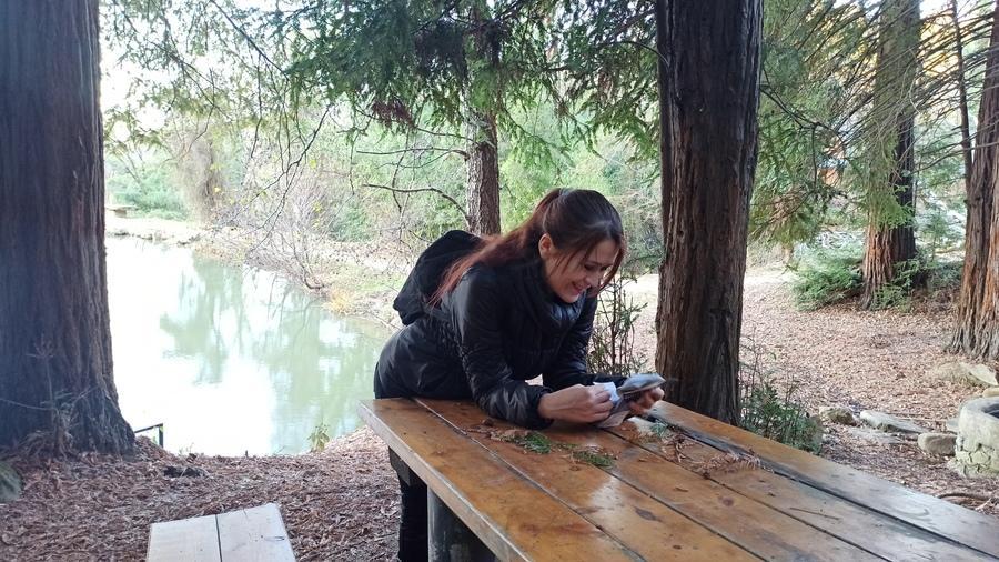 в Кудепстинском лесопарке