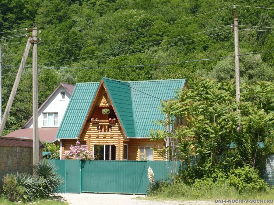посёлок Татьяновка