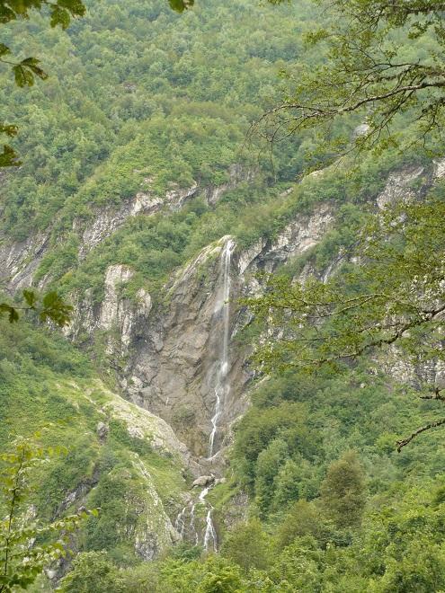 Водопад Поликаря фото