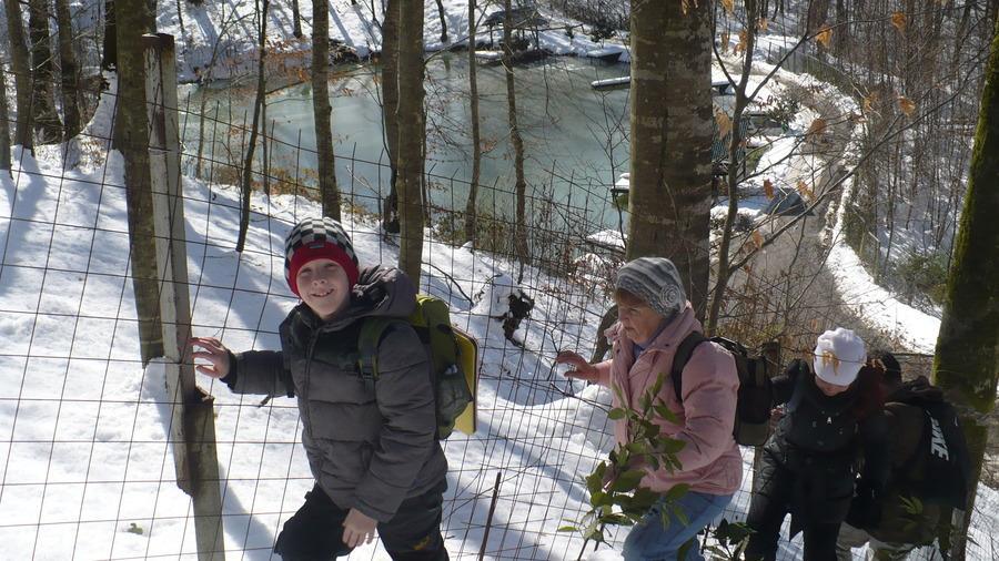 Снег в Сочи фото