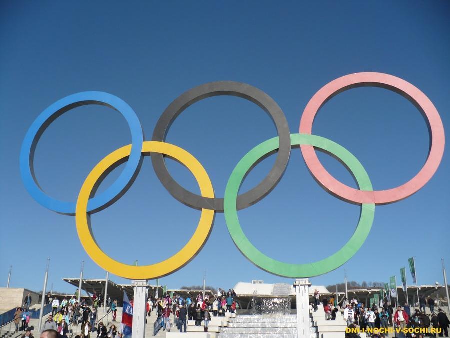 Олимпиада в Сочи фото