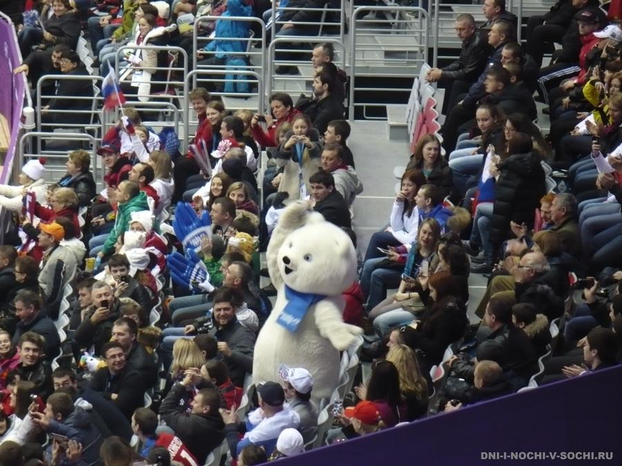 Олимпиада в Сочи 2014 фото