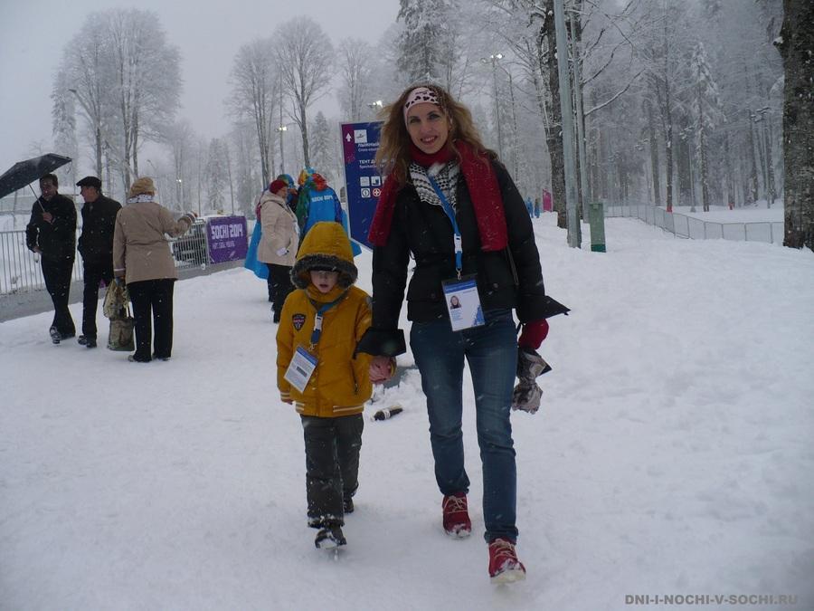 Олимпиада 2014 фото