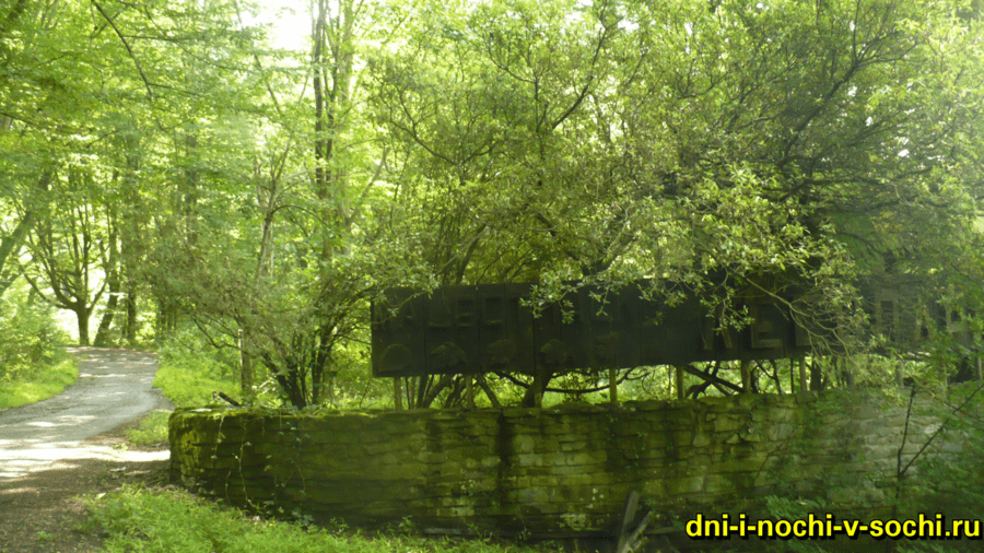 Мацестинский лесопарк