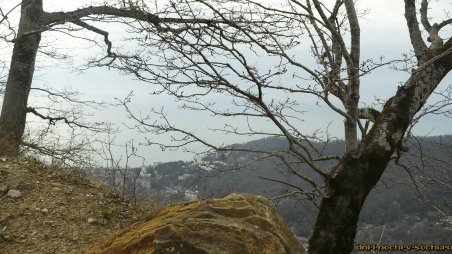 Смотровая площадка на горе Овсянникова