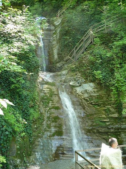 водопад Шапсуг фото