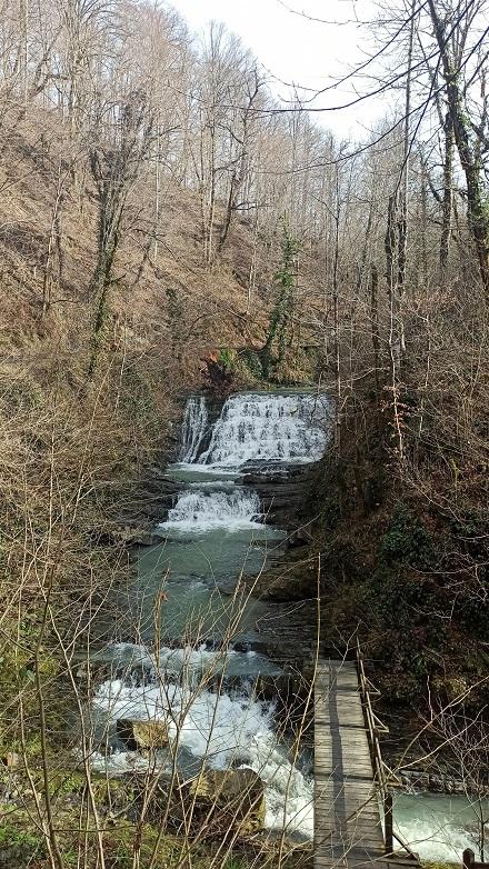 Змейковские водопады картинки