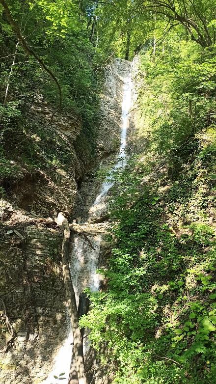 водопад Ракета