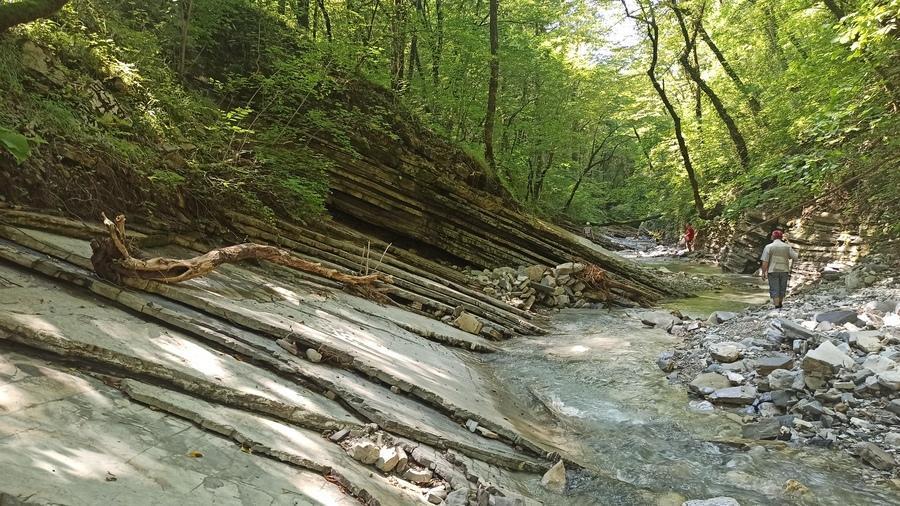 река Кумыштепе фото