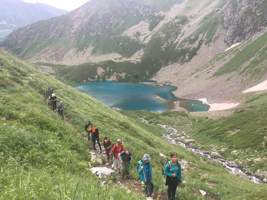 озеро Архыз