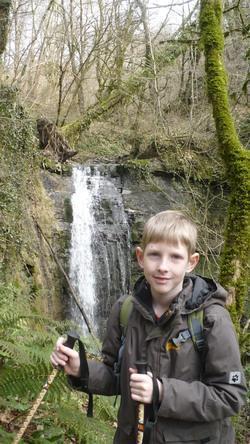 Водопады реки Кутарка